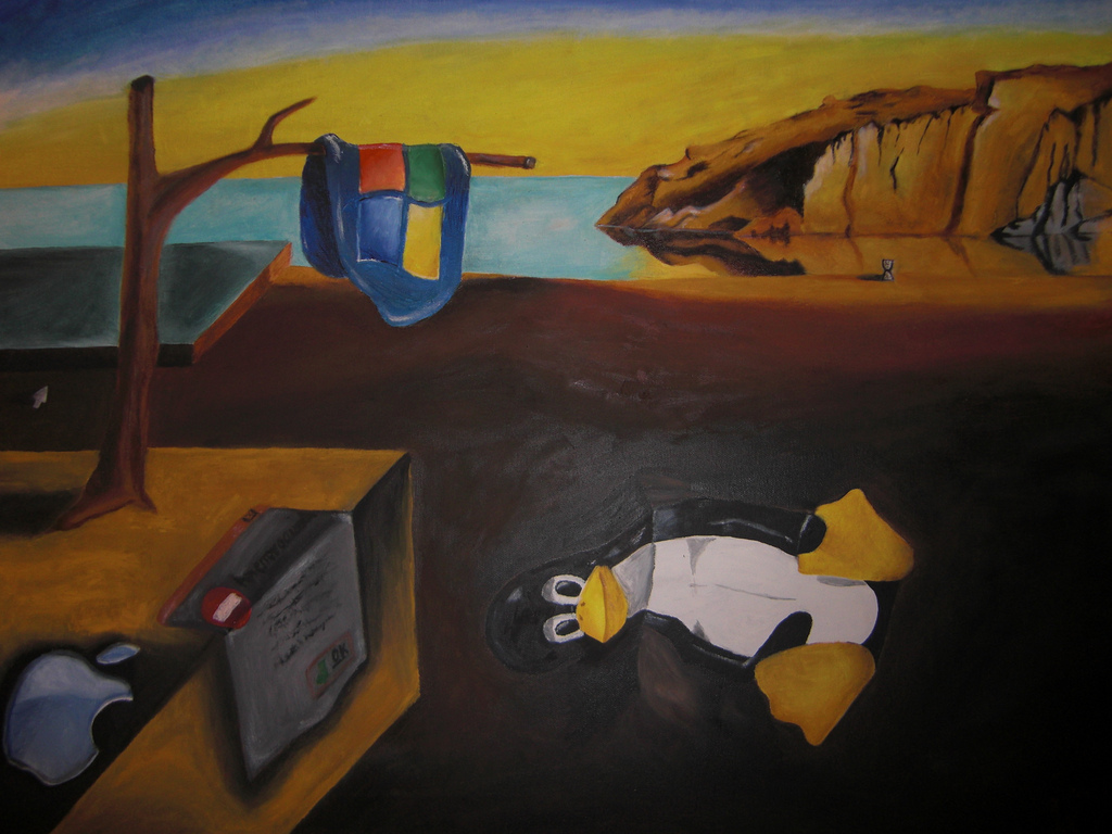 salvador dali the persistence of memory essay