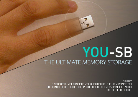 The Ultimate Memory Storage