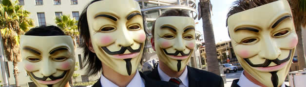 Masque des anonymous