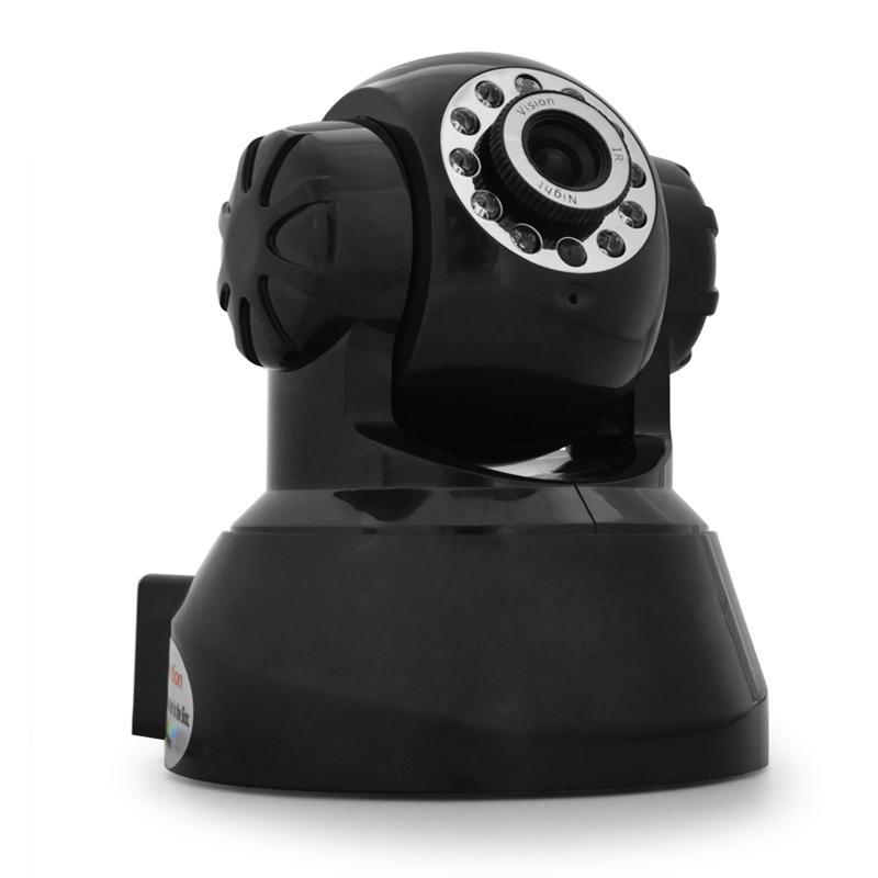concours gagnez une cam ra de surveillance ip infrarouge tux planet. Black Bedroom Furniture Sets. Home Design Ideas