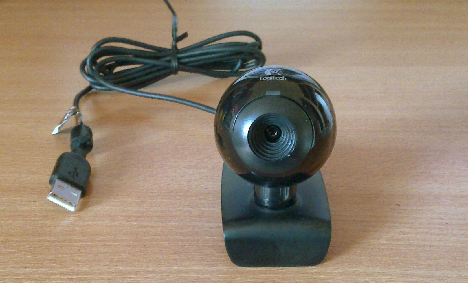 Logitech Webcam C120 – Une webcam compatible Linux - Tux-planet