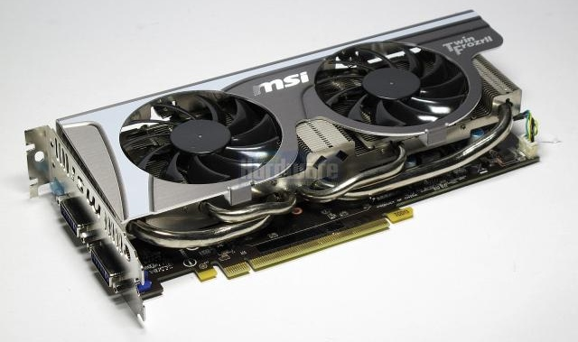 MSI Geforce 560 Ti Twin Frozr II/OC