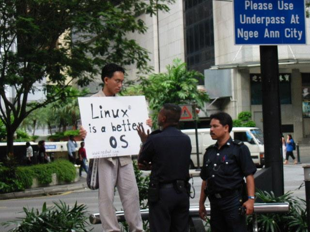 Linux Better OS