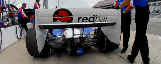 Red Hat Formula one