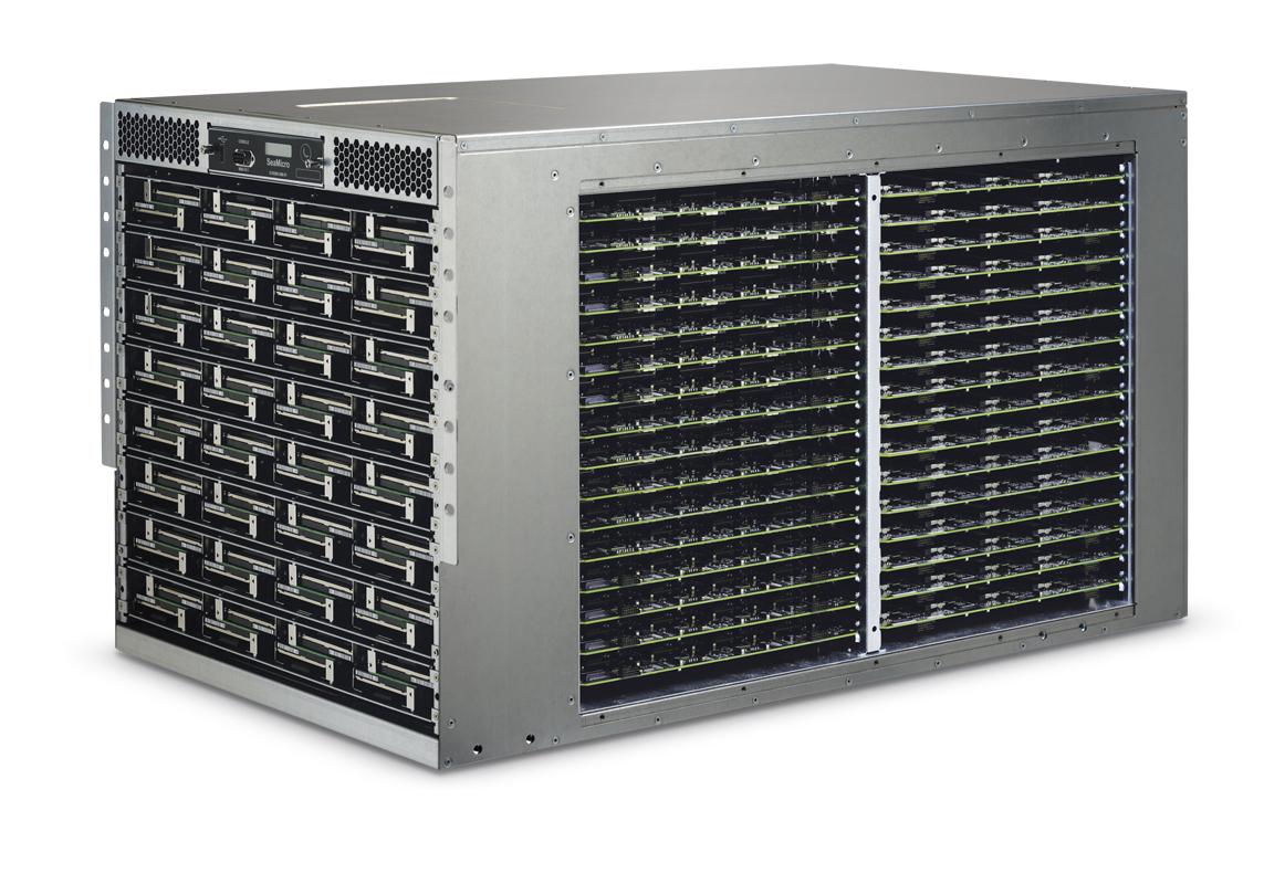 SeaMicro Servers SM10000