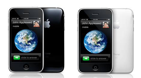 iPhone 3G - Design