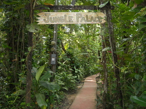Voyage au Mexique - Direction El jungle palace