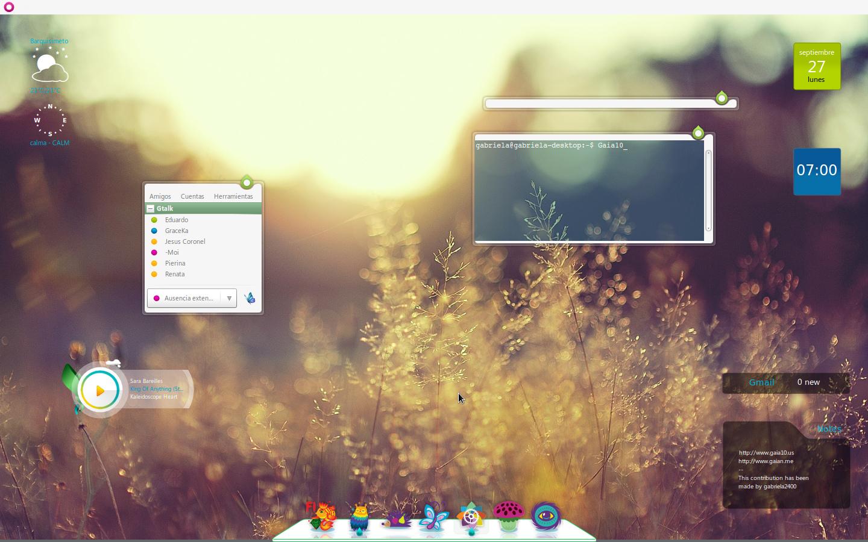 32 Best Linux Desktop Customization #4 - Tux-planet