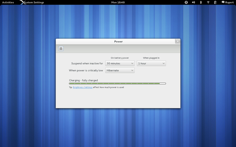 GNOME 3.4 - Une nouvelle application de gestion de documents
