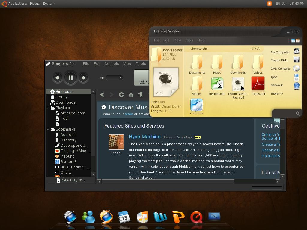 تحميل ابونتو النظام Download | Ubuntu 13.04 Desktop