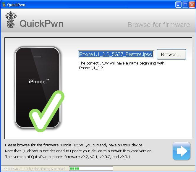 Pin Jailbreak Dun Iphone 3g Avec Quickpwn Sous Windows on Pinterest
