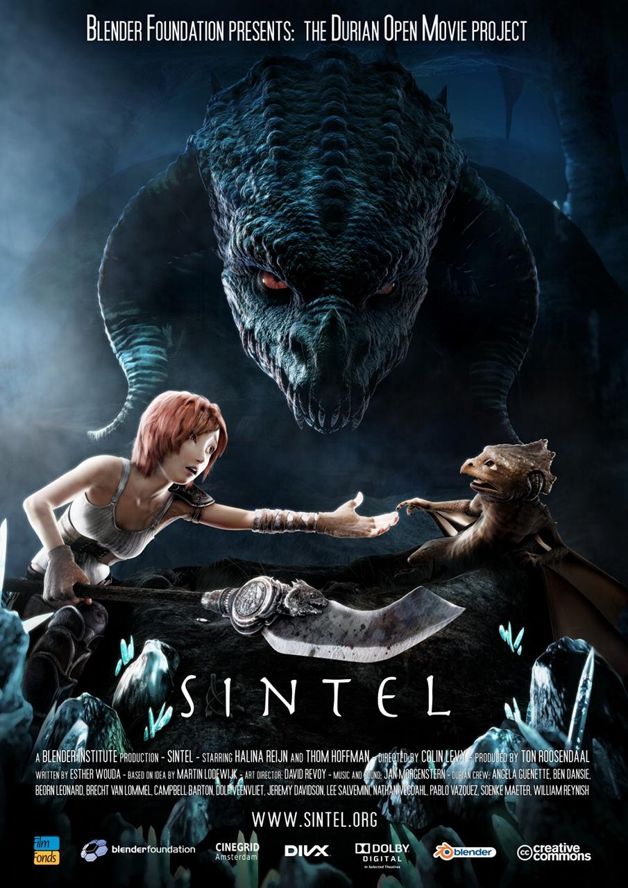 """10 Commentaires pour """"Sintel : un film d'animation open source"""""""