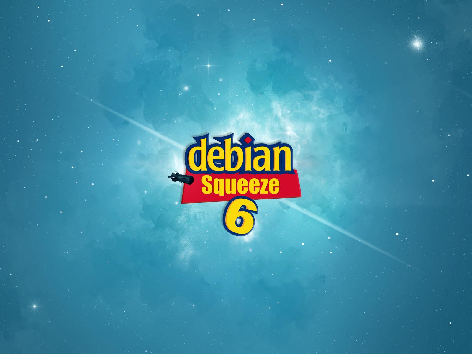 Debian [6] wallpaper - Computer wallpapers - #10088