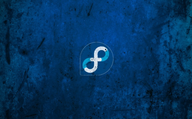 Fedora Rust Wallpaper