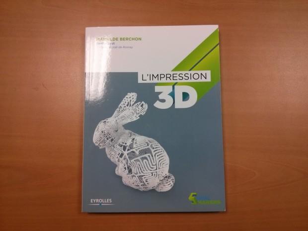 L'impression 3D de Mathilde Berchon
