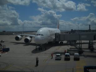 Une première pour nous : l'A380 !