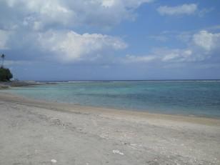 Senggigi : Une des plages