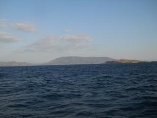 Ça y est, nous sommes parés pour 4 jours en mer !