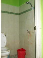 Jogjakarta : La salle de bain, dans le plus propre de nos hôtels