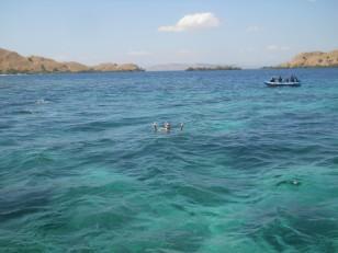 La Red Beach : L'endroit est idéal pour le snorkeling