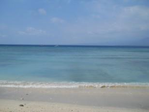 Gili Air : Balade en bord de mer