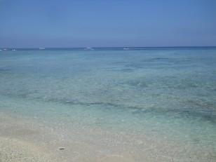 Gili Meno : Balade en bord de mer