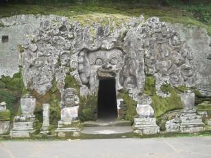 Bedulu : La grotte de l'éléphant