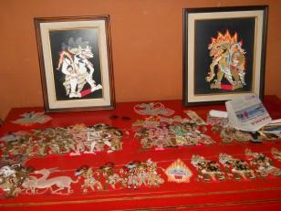 Jogjakarta : Une fabrique de marionnettes