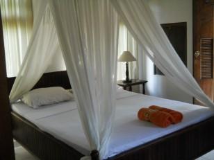 Pemuteran : Notre chambre au Jubawa Home Stay