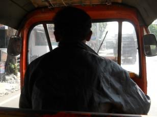 Jakarta : Petit tour en bajaj dans les rues de la capitale