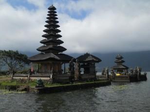 Les alentours de Munduk : Le Pura Ulun Danu Bratan