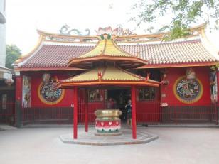 Jakarta : Le temple bouddhique Jin de Yuan