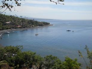 La côte Est de Bali