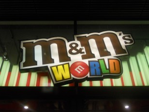 Le M&M's World