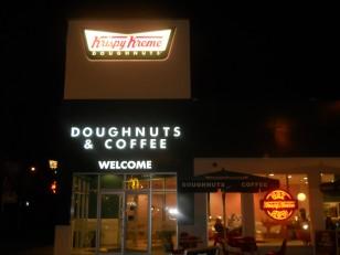 Krispy Kreme, le paradis des donuts !