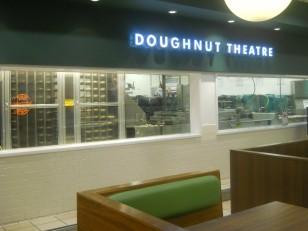 Le théâtre des donuts…