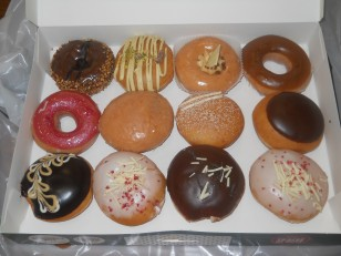 Nos donuts