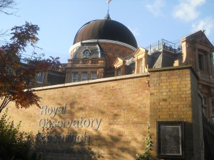 L'observatoire royal de Greenwich