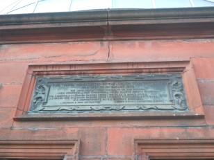 Ouvert en 1902, il relie Greenwich et Island Gardens