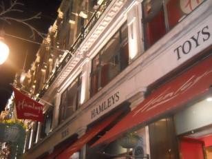 Hamleys, l'un des plus grands magasins de jouets au monde