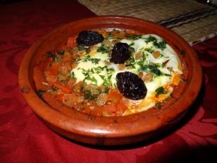 Une omelette berbère