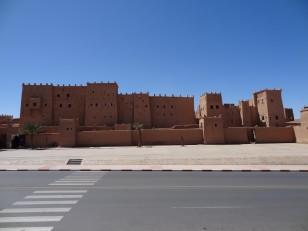 Ouarzazate : La kasbah de Taourirt