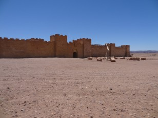 Ouarzazate : Petit tour en quad autour des décors de cinéma