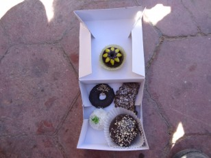 Des pâtisseries marocaines