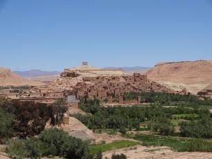 """Aït-Benhaddou : Le ksar, autrement dit """"le village fortifié"""""""