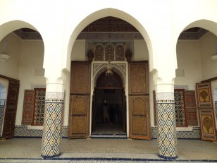 Marrakech : Le musée de Marrakech