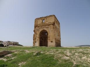 Fès : Les tombeaux mérinides