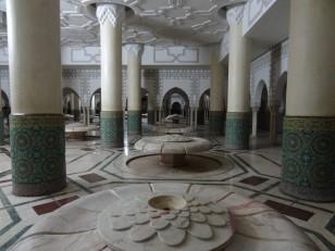 Casablanca : La salle des ablutions