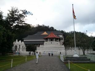 Kandy : Le temple de la Dent