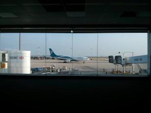 Notre avion Oman Air